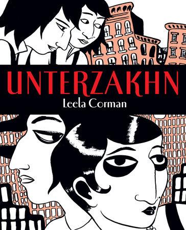 The cover of the book Unterzakhn