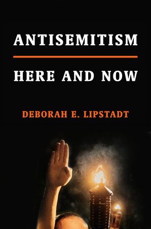 The cover of the book Antisemitism