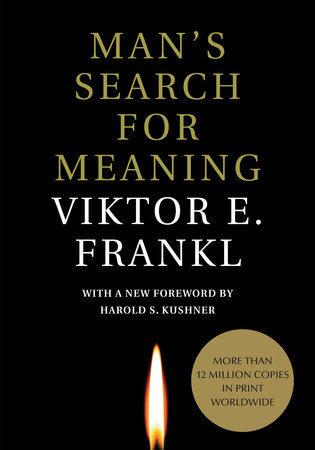 Man's Search for Meaning Book Cover Picture