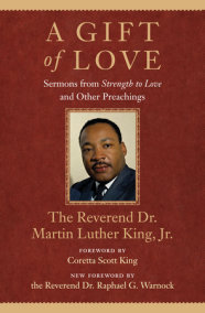 Thou Dear God By Dr Martin Luther King Jr Penguinrandomhouse