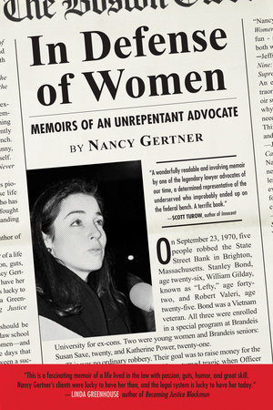 In Defense of Women by Nancy Gertner