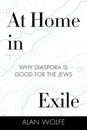 At Home in Exile by Alan Wolfe