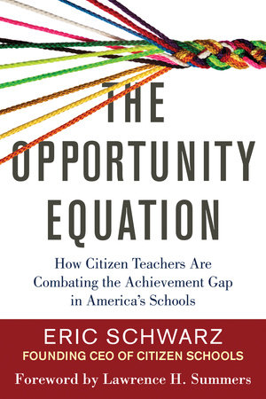 The Opportunity Equation by Eric Schwarz