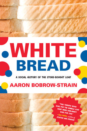 White Bread Book Cover Picture