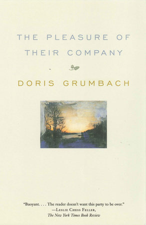 The Pleasure of Their Company by Doris Grumbach