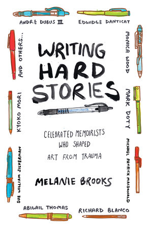 Writing Hard Stories Book Cover Picture