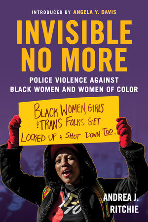 Invisible No More Book Cover Picture