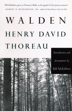 Walden & Civil Disobedience by Henry David Thoreau