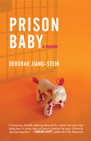 The cover of the book Prison Baby