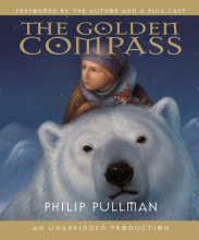 His Dark Materials: The Golden Compass (Book 1) Cover