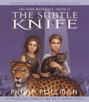 His Dark Materials: The Subtle Knife (Book 2) Cover