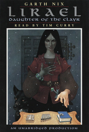Lirael: Daughter of the Clayr cover