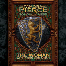 The Woman Who Rides Like A Man Cover