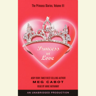 The Princess Diaries, Volume III: Princess in Love cover