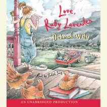 Love, Ruby Lavender Cover