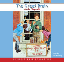 The Great Brain Cover