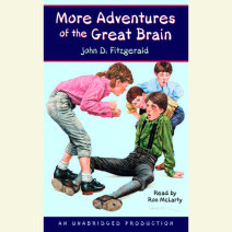 More Adventures of the Great Brain Cover