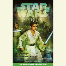 Star Wars: Jedi Quest #1: The Way of the Apprentice Cover