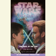 Star Wars: Jedi Quest #2: The Trail of the Jedi Cover