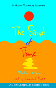The Sands of Time: A Hermux Tantamoq Adventure