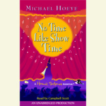 No Time Like Show Time: A Hermux Tantamoq Adventure Cover