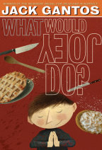 What Would Joey Do? Cover