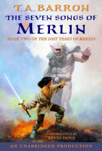 The Seven Songs of Merlin Cover
