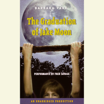 The Graduation of Jake Moon cover