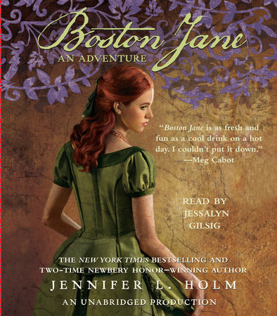 Boston Jane: An Adventure cover