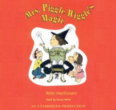 Mrs. Piggle-Wiggle's Magic Cover