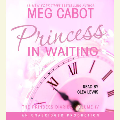 The Princess Diaries, Volume IV: Princess in Waiting cover