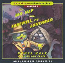 Chet Gecko, Private Eye Volume 2 Cover