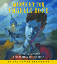Midnight for Charlie Bone Cover