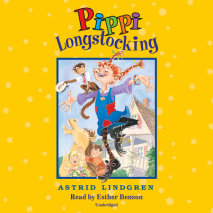 Pippi Longstocking Cover