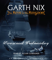 Drowned Wednesday Cover