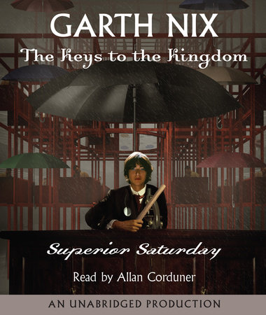 Superior Saturday by Garth Nix