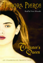 Trickster's Queen Cover