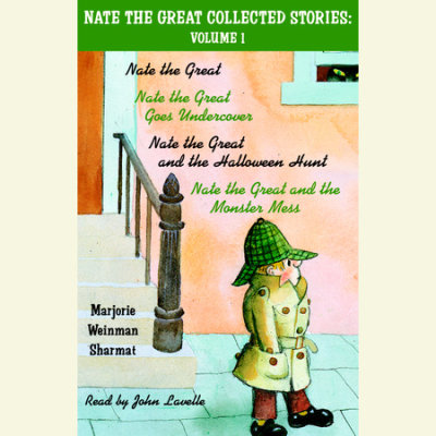Nate the Great Collected Stories: Volume 1 cover