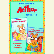 Marc Brown's Arthur: Books 1 and 2 Cover