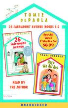 26 Fairmount Avenue: Books 1 and 2 Cover