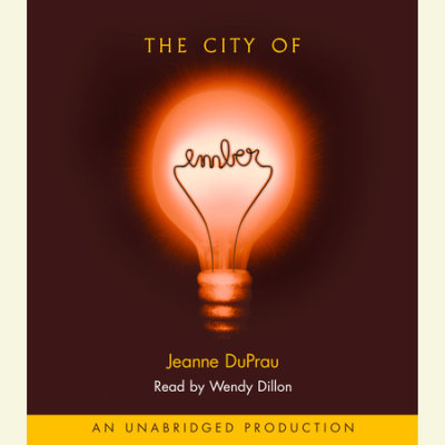 The City of Ember cover