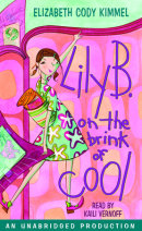 Lily B. on the brink of cool Cover