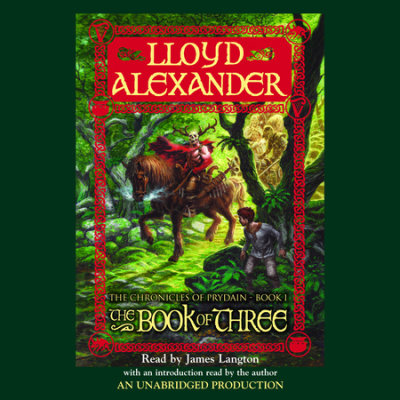 The Prydain Chronicles Book One: The Book of Three cover