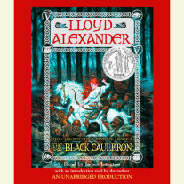 The Prydain Chronicles Book Two: The Black Cauldron Cover