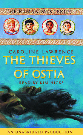 The Thieves of Ostia cover