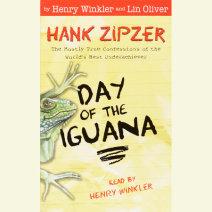 Hank Zipzer #3: Day of the Iguana Cover
