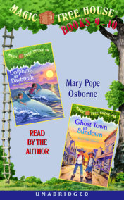 Magic Tree House: Books 9 & 10