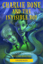 Charlie Bone and the Invisible Boy Cover