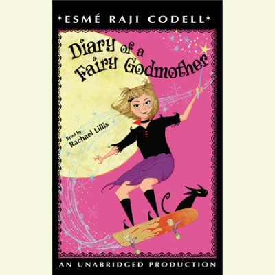 Diary of a Fairy Godmother cover