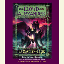 The Prydain Chronicles Book Three: The Castle of Llyr Cover